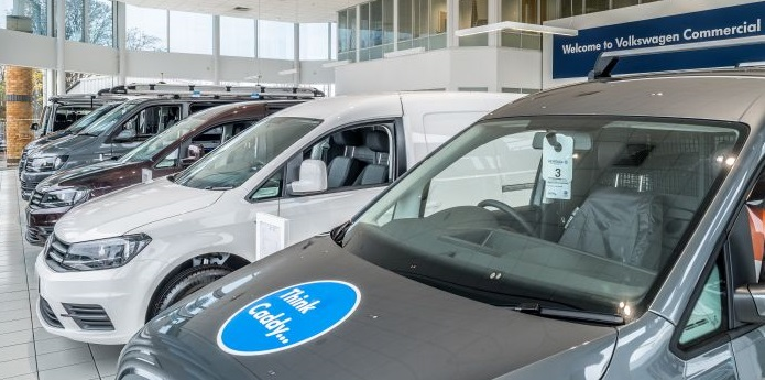 Volkswagen Van Centre, Dorchester approved accident repairer