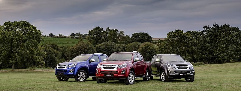 Vale Motors, Isuzu approved bodyshop, Wincanton