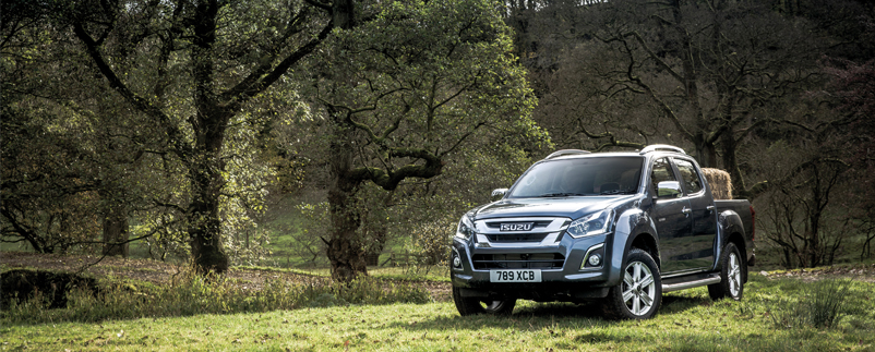 Isuzu approved bodyshop Cornwall