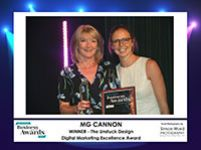 Juliet Harris Winner Digital Marketing Excellence 2017